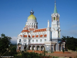 Nhà thờ đẹp và nổi tiếng nhất ở Nghệ An