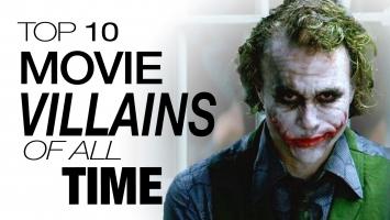 Nhân vật phản diện nổi tiếng nhất trên phim ảnh