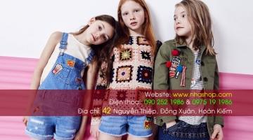 Trang web bán quần áo trẻ em đẹp nhất dịp Tết 2017