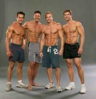 Nhóm cơ ở nam giới hấp dẫn phái nữ