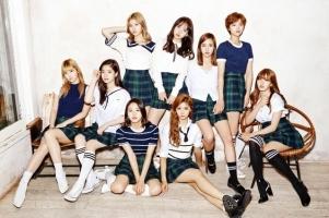 Nhóm nhạc nữ nổi tiếng nhất Hàn Quốc 2017