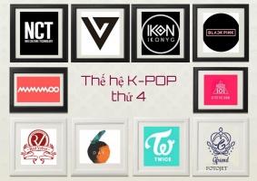 Nhóm nhạc thế hệ thứ 4 của K-Pop