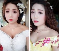 Tiệm trang điểm cô dâu đẹp nhất Bình Đại, Bến Tre