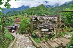 Bản làng đẹp và lãng mạn nhất khi du lịch ở Sapa