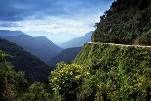 Con đường hiểm trở nhất thế giới
