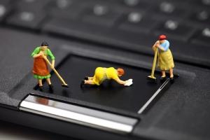 điều cơ bản để bảo quản laptop