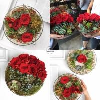 Tiệm hoa nổi tiếng Hà Nội cho ngày 20-11 ý nghĩa
