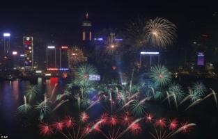 Tập tục chào đón năm mới