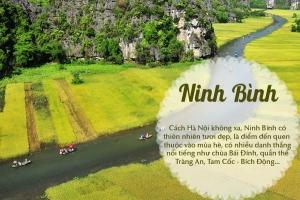 địa điểm du lịch đẹp và nổi tiếng tại miền Bắc
