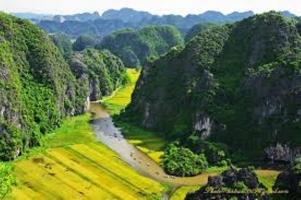 điểm đến du lịch lý tưởng cuối tuần ở Ninh Bình