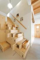 Cách tận dụng gầm cầu thang hiệu quả nhất cho nhà chật