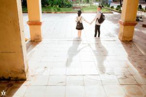 Top 5  kiểu tình yêu sinh viên thời hiện đại