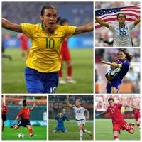 Nữ cầu thủ vĩ đại nhất mọi thời đại