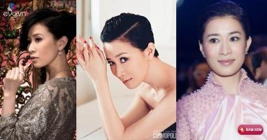 Nữ diễn viên  xinh đẹp nhất của đài truyền hình Hồng Kông BTV thập niên 90