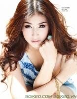 Nữ diễn viên xinh đẹp nhất Thái Lan
