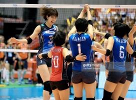 Nữ vận động viên tài năng của bóng chuyền Nhật Bản hiện nay