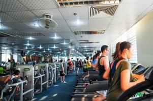 Phòng tập gym cho nữ tốt nhất ở Hà Nội