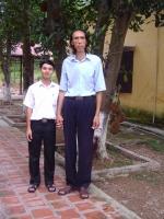 Người cao nhất Việt Nam