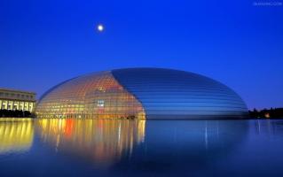 Nhà hát nổi tiếng ở Trung quốc có thể bạn chưa biết