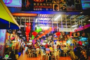 Thiên đường ẩm thực đường phố hấp dẫn nhất Châu Á