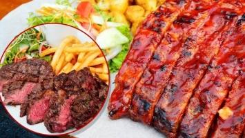 Quán ăn ngon tại Mipec Long Biên - Hà Nội