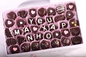 Cửa hàng bán socola Valentine 14/2 ngon nhất ở Đà Nẵng