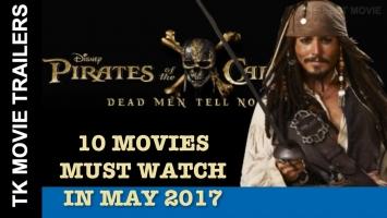 Phim chiếu rạp tháng 5 năm 2017 cập nhật mới nhất