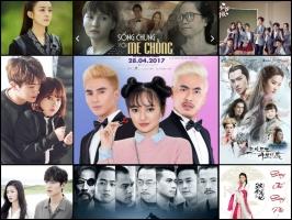 Phim truyện được tìm kiếm nhiều nhất Việt Nam năm 2017