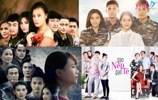 Phim truyền hình dài tập hot nhất Việt Nam trong năm 2018