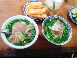 Quán phở bò ngon nức tiếng tại Hà Nội