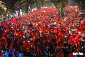 địa điểm sôi động, miễn phí để cổ vũ U23 Việt Nam ở Hà Nội