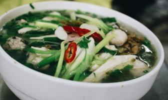 Quán ăn đêm mở sau 0h ở quận Đống Đa, Hà Nội bạn không thể bỏ qua