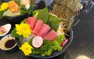 Nhà hàng ẩm thực Nhật Bản chất lượng nhất ở Đà Nẵng