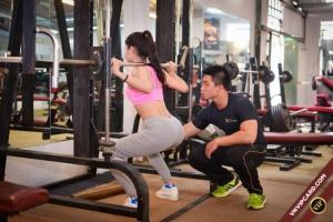 Phòng Gym uy tín và chất lượng nhất tại Nghệ An