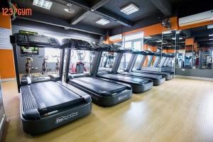 Phòng tập Gym uy tín và chất lượng nhất Hải Phòng