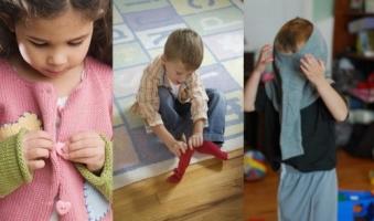 Phương pháp dạy con dưới 5 tuổi tự lập