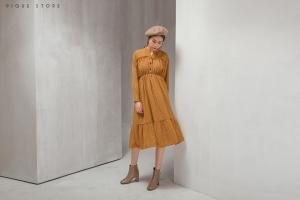 Shop bán váy đầm đẹp nhất trên đường Đê La Thành, Hà Nội