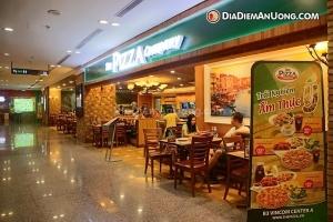 Quán Pizza được yêu thích nhất ở Sài Gòn