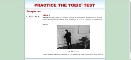 Trang web học tiếng Anh TOEIC miễn phí
