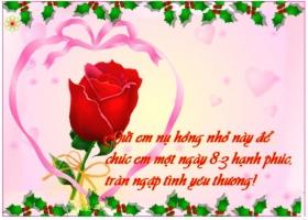 Quà tặng 8/3 cho bạn gái ý nghĩa và lãng mạn nhất