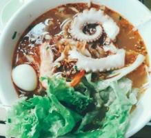 Quán ăn có món chế biến từ bạch tuộc ngon nhất ở Bình Dương