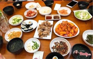 Quán ăn Hàn Quốc ngon nhất ở TP. Vinh, Nghệ An