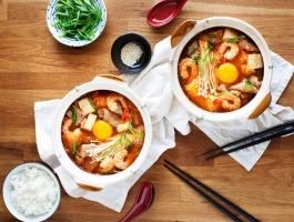 Quán ăn Hàn Quốc ngon nhất tại Sài Gòn