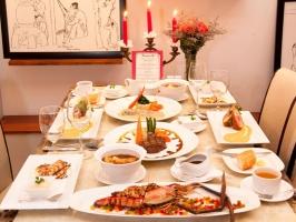 Quán ăn món Pháp ngon và sang trọng nhất TP. Hồ Chí Minh