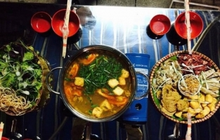 Quán ăn ngon gần trường Đại học Sư phạm Hà Nội 2, Vĩnh Phúc