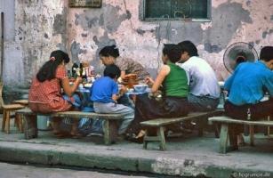 Quán ăn ngon trong ngõ tại Hải Phòng