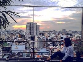 Quán ăn, nhà hàng view trên cao ngắm toàn cảnh Hà Nội