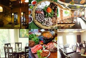 Top 7 Quán ăn nổi tiếng nhất khu vực quận Hai Bà Trưng (Hà Nội)