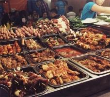 Quán ăn Sài Gòn phục vụ xuyên Tết
