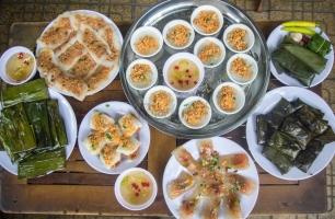 Quán bánh nậm, bánh lọc, bánh bèo ngon nhất tại Đà Nẵng